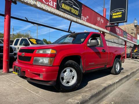 2004 Chevrolet Colorado for sale at Manny Trucks in Chicago IL