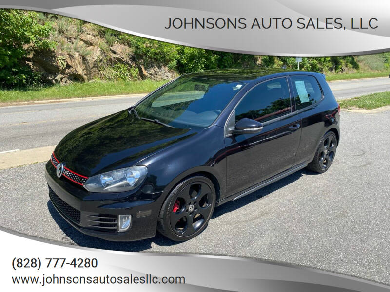 2012 Volkswagen GTI for sale at Johnsons Auto Sales, LLC in Marshall NC
