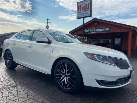 2013 Lincoln MKS for sale at HUFF AUTO GROUP in Jackson MI