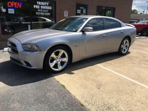 2013 Dodge Charger for sale at Bankruptcy Car Financing in Norfolk VA
