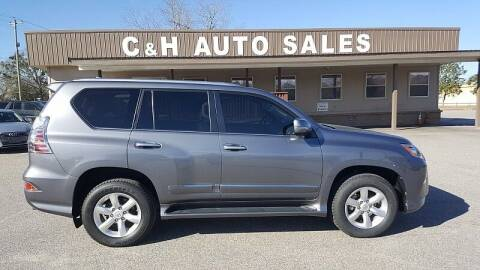 2018 Lexus GX 460 for sale at C & H AUTO SALES WITH RICARDO ZAMORA in Daleville AL