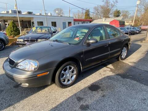 2002 Mercury Sable for sale at Autobahn Motor Group in Willow Grove PA