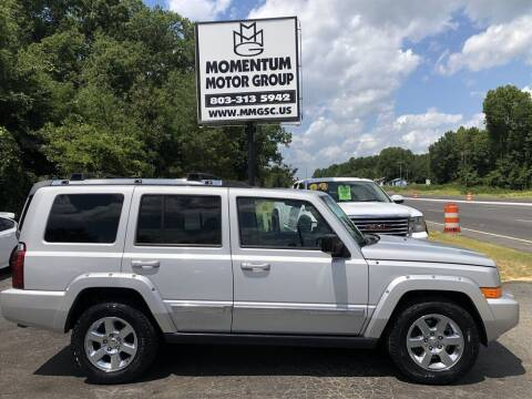 2006 Jeep Commander for sale at Momentum Motor Group in Lancaster SC