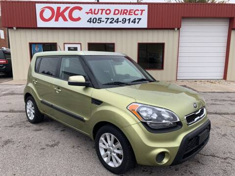 2013 Kia Soul for sale at OKC Auto Direct in Oklahoma City OK