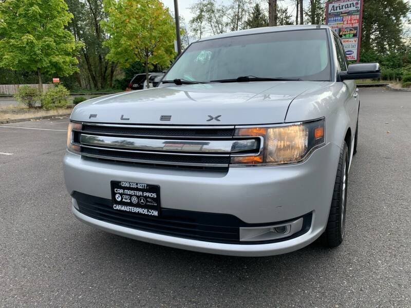 2014 Ford Flex for sale at CAR MASTER PROS AUTO SALES in Lynnwood WA