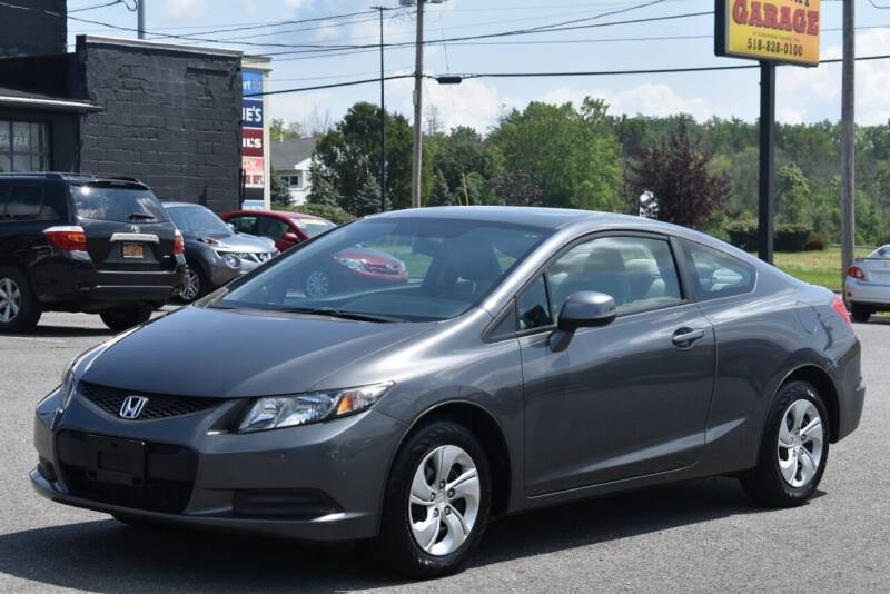 2013 Honda Civic for sale at Broadway Garage of Columbia County Inc. in Hudson NY