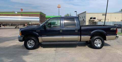 2000 Ford F-250 Super Duty for sale at BRYANT AUTO SALES in Bryant AR