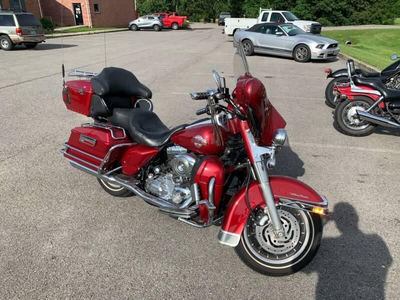 2007 Harley Davidson Electra Glide for sale at Dan Powers Honda Motorsports in Elizabethtown KY