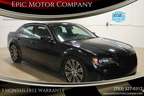 2014 Chrysler 300 for sale at Epic Motor Company in Chantilly VA
