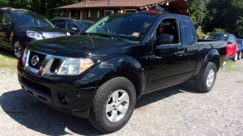 2013 Nissan Frontier for sale at Select Cars Of Thornburg in Fredericksburg VA