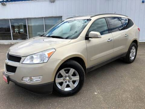 2011 Chevrolet Traverse for sale at STATELINE CHEVROLET BUICK GMC in Iron River MI