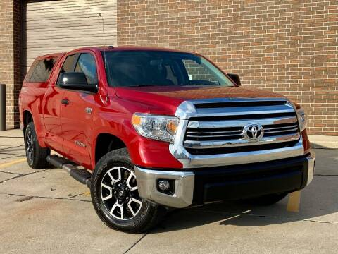 2014 Toyota Tundra for sale at Effect Auto Center in Omaha NE