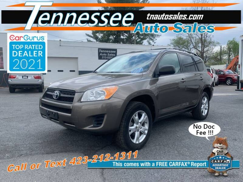 2011 Toyota RAV4 for sale at Tennessee Auto Sales in Elizabethton TN