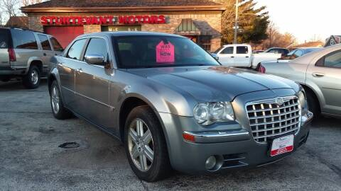 2006 Chrysler 300 for sale at Fraziers Sturtevant Motors in Sturtevant WI