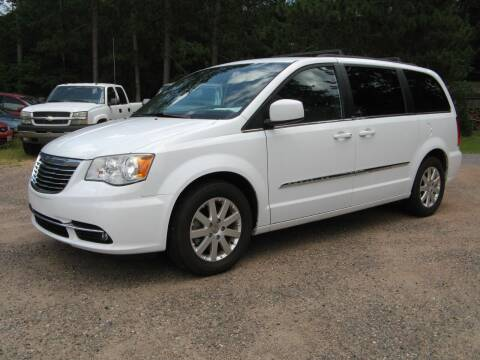 2014 Chrysler Town and Country for sale at Champines House Of Wheels in Kronenwetter WI
