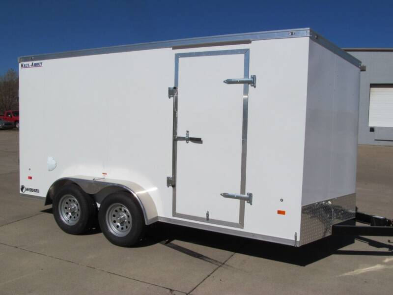 2020 Haul-About 7 X 14 CARGO for sale at Flaherty's Hi-Tech Motorwerks in Albert Lea MN