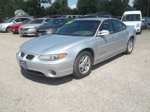 2002 Pontiac Grand Prix for sale at BRETT SPAULDING SALES in Onawa IA