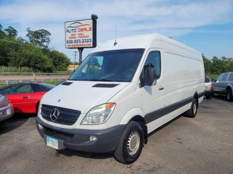 2012 Mercedes-Benz Sprinter Cargo for sale at Auto Deals in Roselle IL