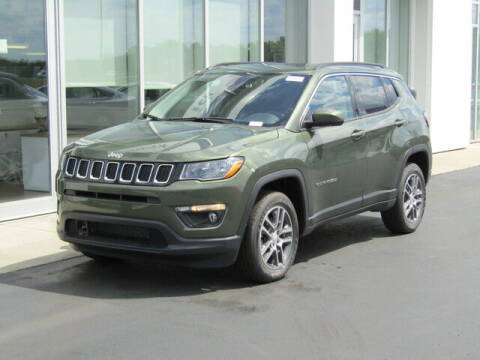 2020 Jeep Compass for sale at Brunswick Auto Mart in Brunswick OH