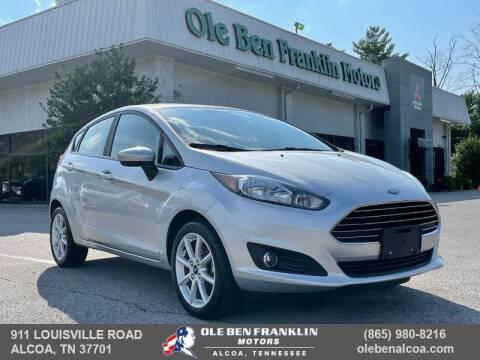 2019 Ford Fiesta for sale at Ole Ben Franklin Motors-Mitsubishi of Alcoa in Alcoa TN
