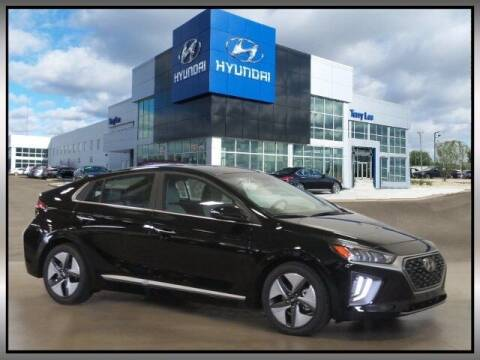2022 Hyundai Ioniq Hybrid for sale at Terry Lee Hyundai in Noblesville IN