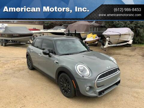 2016 MINI Hardtop 4 Door for sale at American Motors, Inc. in Farmington MN
