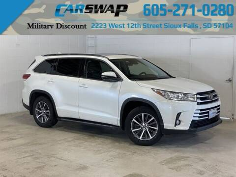 2018 Toyota Highlander for sale at CarSwap in Sioux Falls SD
