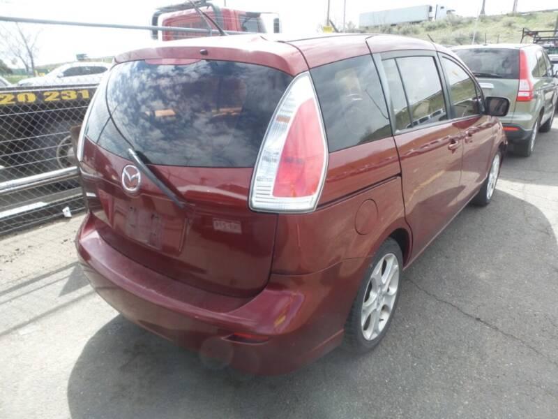 2010 Mazda MAZDA5 for sale at Capitol Hill Auto Sales LLC in Denver CO