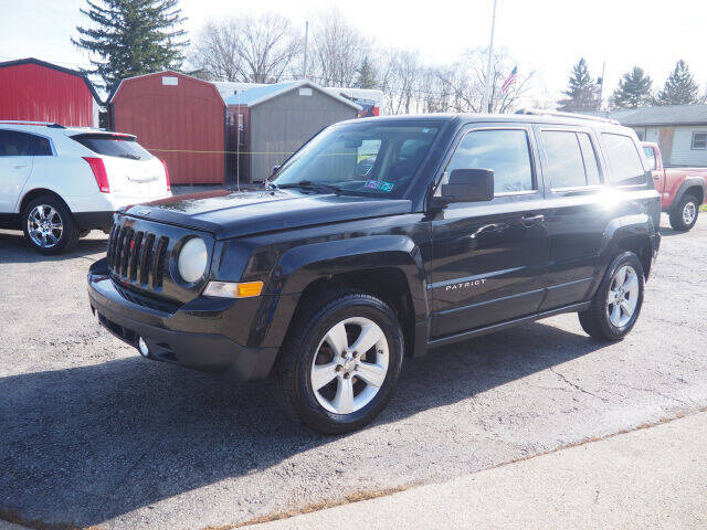 2011 Jeep Patriot for sale at Lou Ferraras Auto Network in Youngstown OH