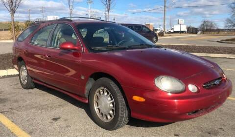 1999 Ford Taurus for sale at Z Motorz Company in Philadelphia PA