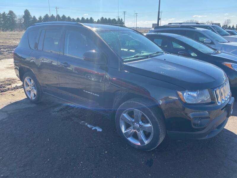 2014 Jeep Compass for sale at BERG AUTO MALL & TRUCKING INC in Beresford SD