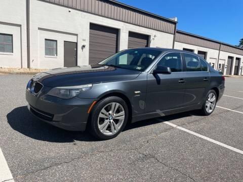 2010 BMW 5 Series for sale at Auto Land Inc in Fredericksburg VA