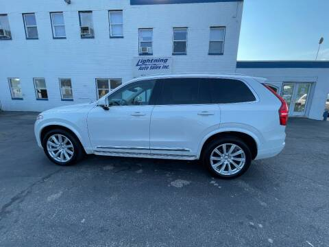 2016 Volvo XC90 for sale at Lightning Auto Sales in Springfield IL