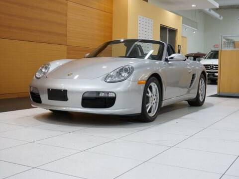 2005 Porsche Boxster for sale at Porsche North Olmsted in North Olmsted OH