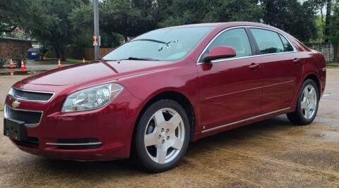 2009 Chevrolet Malibu for sale at Mr Cars LLC in Houston TX