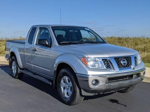 2010 Nissan Frontier for sale at Bob Walters Linton Motors in Linton IN