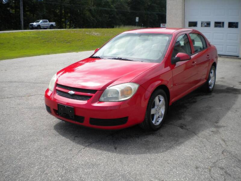 2006 Chevrolet Cobalt for sale at Route 111 Auto Sales in Hampstead NH