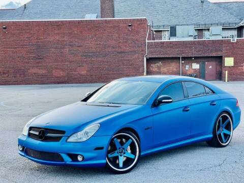 2008 Mercedes-Benz CLS for sale at ARCH AUTO SALES in St. Louis MO