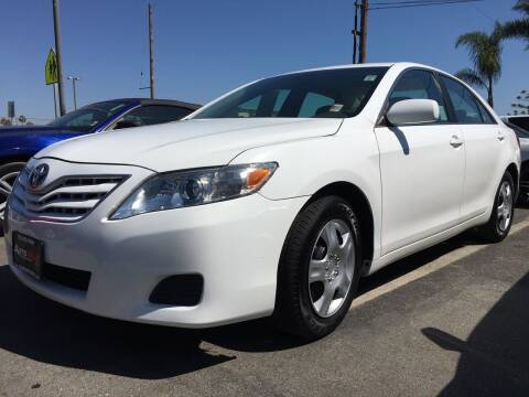 2011 Toyota Camry for sale at Auto Max of Ventura in Ventura CA