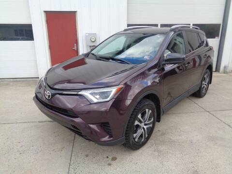 2016 Toyota RAV4 for sale at Lewin Yount Auto Sales in Winchester VA