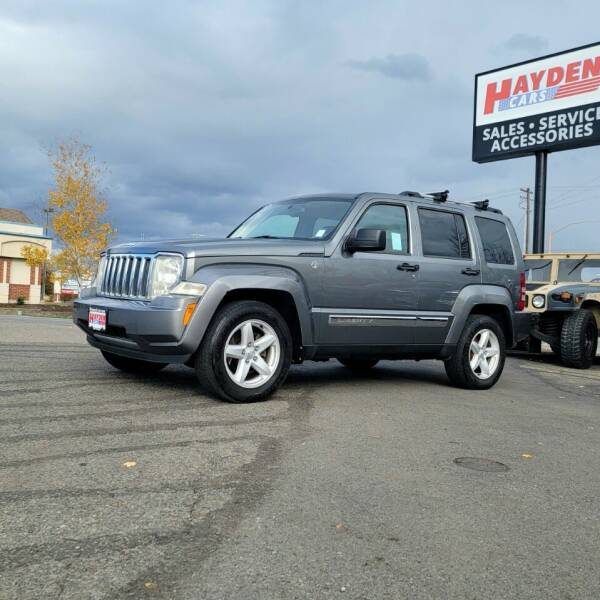 2012 Jeep Liberty for sale at Hayden Cars in Coeur D Alene ID