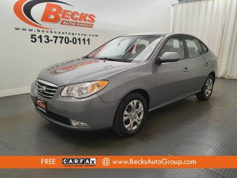 2010 Hyundai Elantra for sale at Becks Auto Group in Mason OH