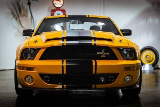 2008 Ford Shelby GT500 for sale at Classic AutoSmith in Marietta GA