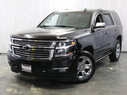 2016 Chevrolet Tahoe for sale at United Auto Exchange in Addison IL