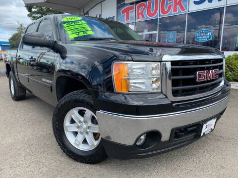 2007 GMC Sierra 1500 for sale at Xtreme Truck Sales in Woodburn OR