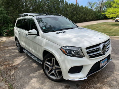 2017 Mercedes-Benz GLS for sale at Buy A Car in Chicago IL
