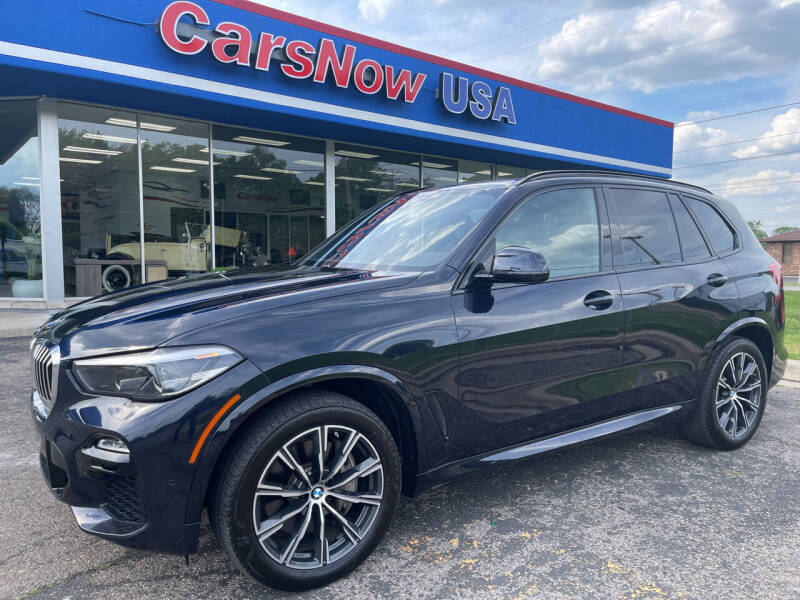 2019 BMW X5 for sale at A 1 Motors in Monroe MI