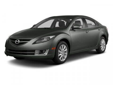 2013 Mazda MAZDA6 for sale at SHAKOPEE CHEVROLET in Shakopee MN