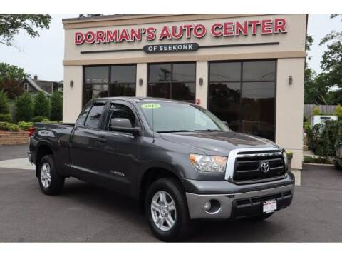 2013 Toyota Tundra for sale at DORMANS AUTO CENTER OF SEEKONK in Seekonk MA