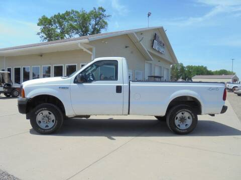 2005 Ford F-250 Super Duty for sale at Milaca Motors in Milaca MN